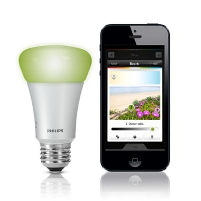philips hue licht per app steuern. Black Bedroom Furniture Sets. Home Design Ideas